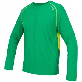 Saucony Kinvara Long Sleeve Top Green