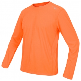 Saucony Hydramax Long Sleeve Orange