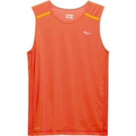Saucony Freedom Sleeveless Tangelo