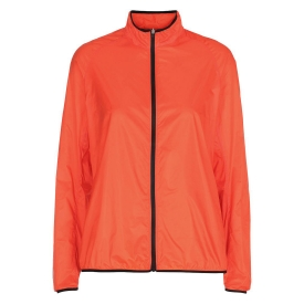 Newline Lightweight Wind Jacket Orange