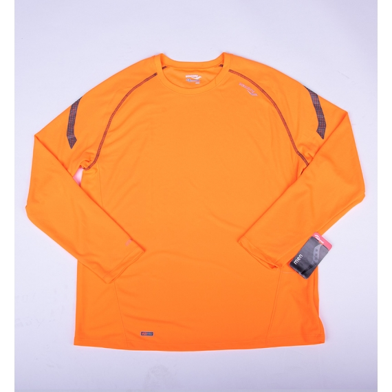 Saucony Run Strong Longsleeve Orange 29