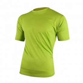 Base T-Shirt LIME 2XL 130g, Polyester