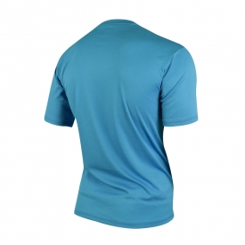 Base T-Shirt NEON BLUE , 130g, Polyester
