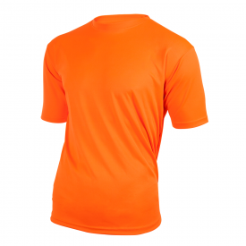 Base T-Shirt NEON ORANGE , 130g, Polyester