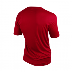 Base T-Shirt RED ,130g, Polyesester