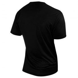 Base T-Shirt BLACK, 130g, Polyester