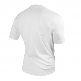 Base T-Shirt WHITE ,130g, Polyesester