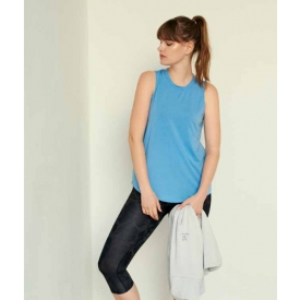 Caritesport Lake Blue Tank