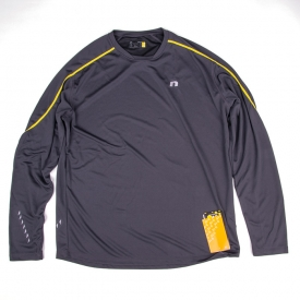 Newline Iconic Carbon Shirt Yellow Grey