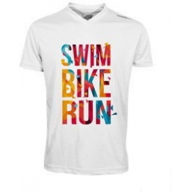 Newline koszulka SWIM BIKE RUN