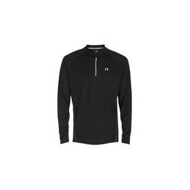 Newline Base Zip Shirt - czarna