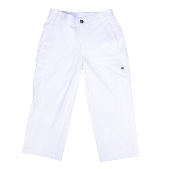 Caritesport White Pants 123